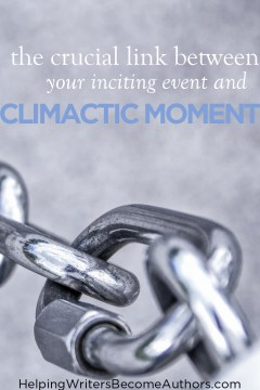 inciting event and climactic moment dRzMIg
